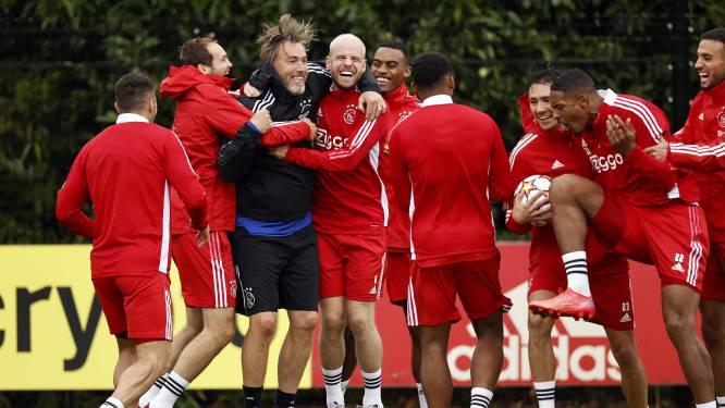 Voor de Turken is het alleen nog de vraag hoe groot de nederlaag van Besiktas bij Ajax wordt
