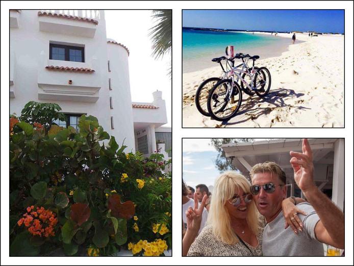 Frank en Elly Loos geven een gratis verblijf weg in hun villa op Fuerteventura