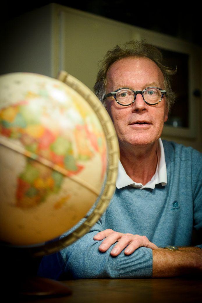 Peter Reemst verruilt Nuenen voor Nigeria.