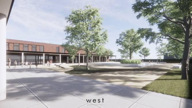 """Gloednieuw scholencomplex in Voortkapel moet pareltje qua duurzaamheid worden: """"Hiermee stellen we een voorbeeld voor Vlaanderen"""""""
