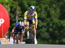 Robbe Ghys s'adjuge la 1ère étape du Tour de Belgique devant Remco Evenepoel