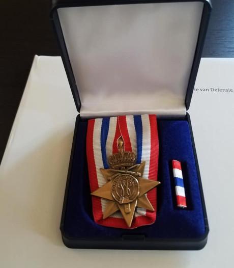 Osse Indië-veteranen van 91 en 89 onderscheiden met ereteken