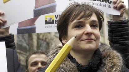 """Vlaams Belang: """"Kiezers hebben tactisch in plaats van principieel gestemd"""""""