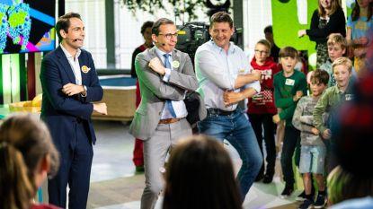 """Niet iedereen bij VRT tevreden met Vlaams Belang op Ketnet-verkiezingsshow: """"Er is een nieuwe grens overschreden"""""""