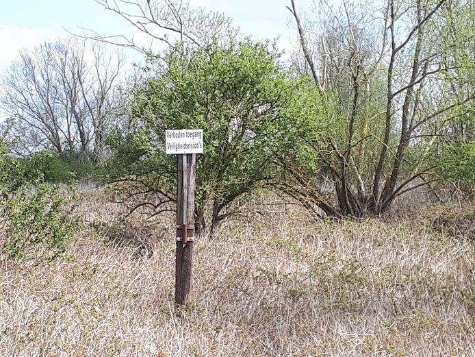Gemeentebestuur weigert vergunning voor bebossen stort De Letter.