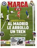 De cover van Marca
