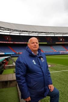 Met deze trainer had scheidend teammanager Bas van Noortwijk bij Feyenoord geen klik: 'Ik heb nog nooit zo'n puinhoop meegemaakt'