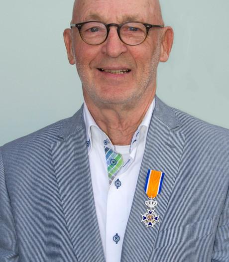 Wim Schaffelaars benoemd tot Lid in de Orde van Oranje-Nassau