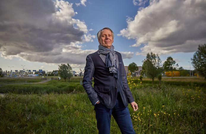 Dijkgraaf Jan Bonjer zag in 2021 zijn vijf medebestuurders opstappen bij waterschap Hollandse Delta.