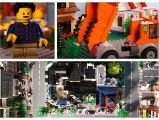 Wat als een Lego-fan de burgers een inkijk geeft in de stadsbegroting