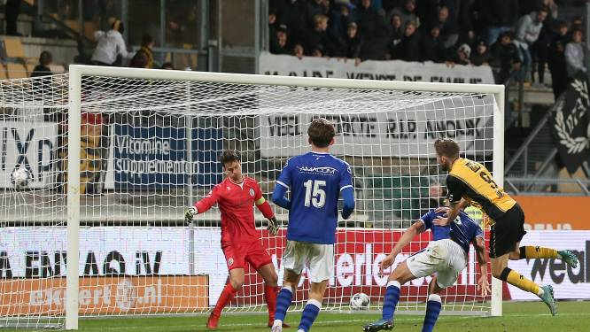 Wakker blijven tot het eind, is nu het devies bij FC Den Bosch