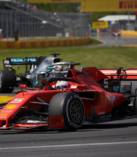 FIA buigt zich vrijdag over straf Vettel
