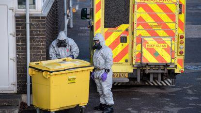 """""""Sporen van zenuwgif aangetroffen in restaurant en pub waar vergiftigde ex-spion gegeten en gedronken heeft"""""""