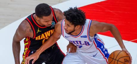 Geplaagd Philadelphia lijdt na sterke start derde nederlaag op rij