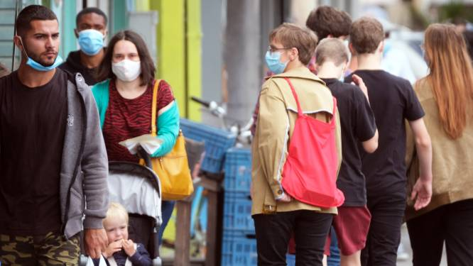 "Bornem schrapt mondmaskerplicht in centrum: ""5 besmettingen per week, meer dan 70 procent is gevaccineerd"""