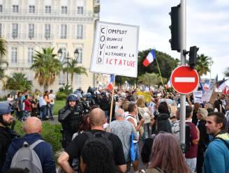 40.000 betogers tegen coronapas in Frankrijk