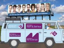 Hart & Ziel-bus Radio 4 rijdt door Zeeland