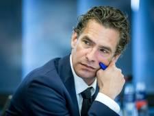 Minister Bas van 't Wout is niet de enige politicus aan het Binnenhof die overspannen thuis zit