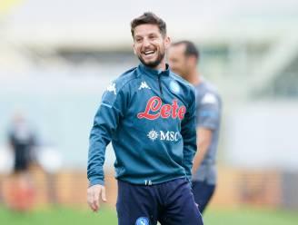 LIVE (20u45). Kan Mertens zich met Napoli kwalificeren voor de Champions League?