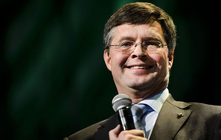 Oud-premier Jan Peter Balkenende. Beeld anp