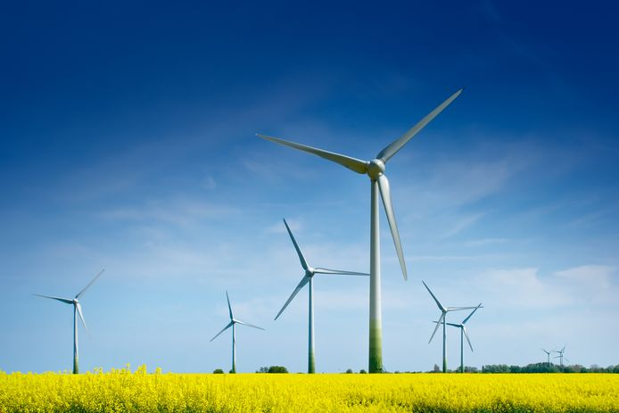stockadr windmolen windmolens windenergie energie windpark windturbine
