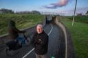 Ite Troelstra (40) uit Kampen kreeg dit weekend goed nieuws: hij heeft zijn 'gehavende' scooter terug.