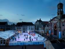 Harderwijkse ijsbaan volop in de voorbereiding: 'Het gaat dit jaar sowieso door'