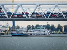 Concordia Damen in Werkendam bouwt het eerste gloednieuwe binnenvaartschip dat op waterstof vaart