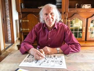 """Striptekenaar Sylvain Polfliet brengt met hulp van fan stripheld Brian Howell weer tot leven: """"Kriebelt nu ook weer om nieuw werk uit te brengen"""""""