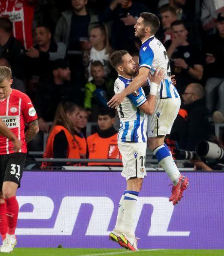 Januzaj buteur, grand spectacle à Séville, Naples rejoint Leicester in extremis: tous les résultats de la soirée