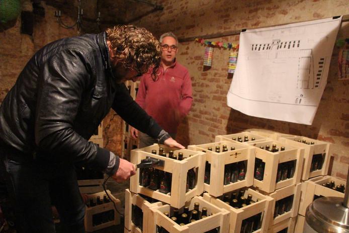 Onder De Kelders : Bier en goede ideeën gebrouwen in de kelders van vroeger kasteel