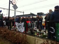 Tijdelijk geen treinverkeer door herdenking in Wijchen