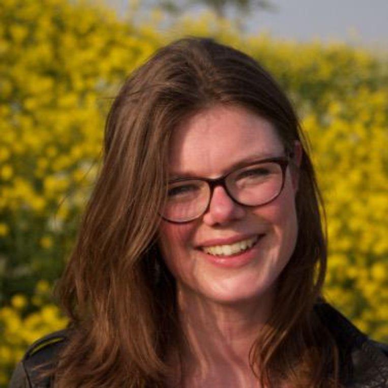 Theoloog des Vaderlands Janneke Stegeman Beeld