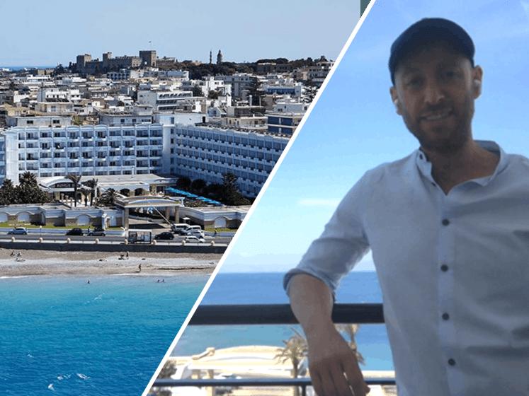 Arie mag als test vakantie vieren in Griekenland, zo ziet dat eruit
