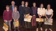 Academie voor Muziek, Woord en Dans reikt prijzen uit