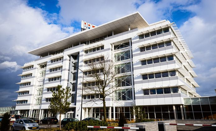 Hoofdkantoor van VDL Groep in Eindhoven.