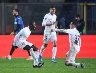 Teleurstellend Real Madrid toch met anderhalf been in kwartfinales dankzij late treffer Mendy, Courtois kent werkloze avond