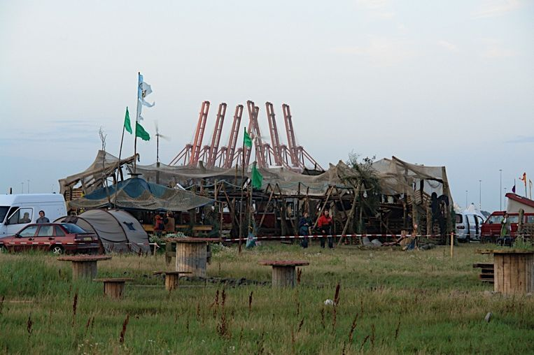 Landjuweel Beeld Ruigoord