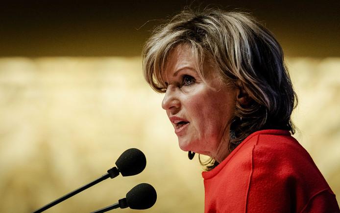 Pia Dijkstra (D66).