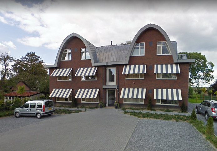 Het complex Altenastaete.