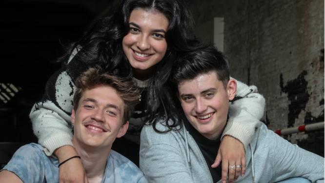 Jong geweld moet voor een frisse wind zorgen: 'Thuis' verwelkomt Ilias, Silke en Niels