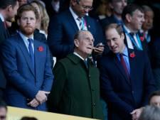 Leggen Harry en William het, net als hun moeder Diana en Elton John, bij voor een begrafenis?