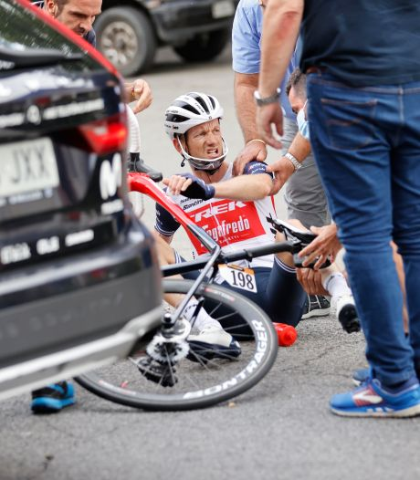 Trek-Segafredo gaat niet verder met Weening