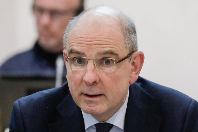 Minister van Justitie Koen Geens vindt de kritiek van Bonte confuus.