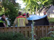 Man overleden na woningbrand in Bladel
