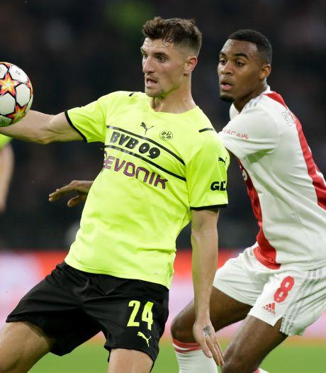 Thomas Meunier ne jouera pas avec Dortmund samedi