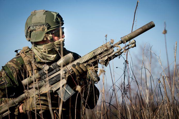 Op het terrein van Kamp Soesterberg moet ruimte gemaakt worden voor een nieuwe schietbaan waar militairen kunnen oefenen.