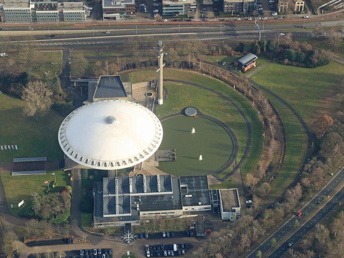 Eindhoven, Strijp, Evoluon