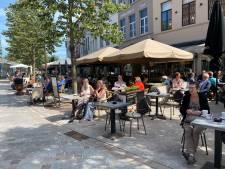 Horeca in Brugge mag bij heropening weer ruimere terrassen plaatsen