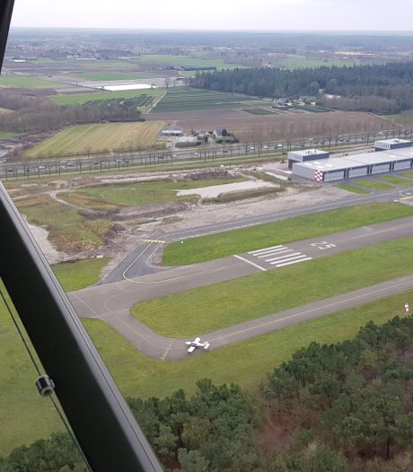 Rucphen houdt vinger aan de pols bij ruimer vestigingsplan Breda Airport